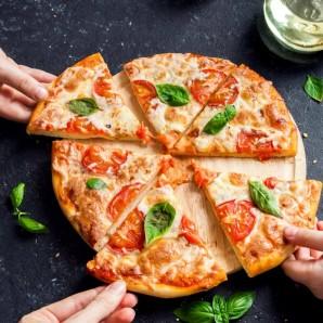 Як правильно їсти піцу